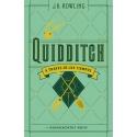 Libro Quidditch a través de los tiempos - Harry Potter
