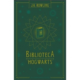 Biblioteca Hogwarts edición estuche - libros Harry Potter