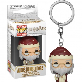 Llavero Pocket POP Harry Potter Holiday Harry