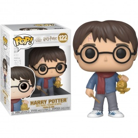 Figura Pop! Harry Potter Holiday - Harry Potter