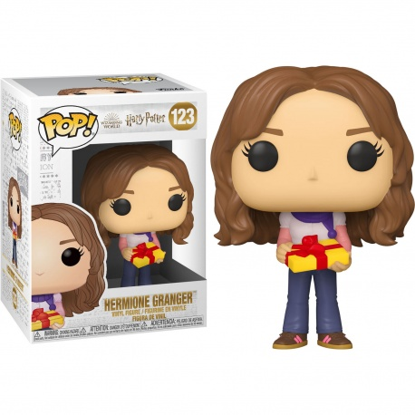 Figura Pop! Harry Potter Holiday - Hermione Granger