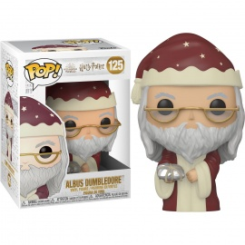 Figura Pop! Harry Potter Holiday - Dumbledore