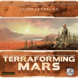 Terraforming Mars, juego de mesa