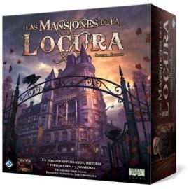 Las Mansiones de la Locura, juego de mesa