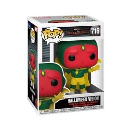 Figura Pop! Vision Halloween - WandaVision