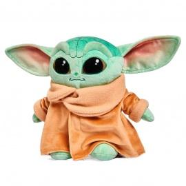 Peluche Baby Yoda - Mandalorian Star Wars
