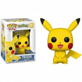 Figura Pop! Pokemon - Pikachu