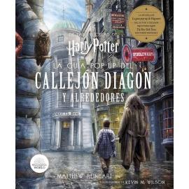Guía Pop-Up del Callejón Diagón - Harry Potter