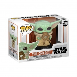 Figura Pop! The Child w/ Frog - The Mandalorian Star Wars