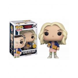 Figura Pop! Stranger Things Eleven with Eggos