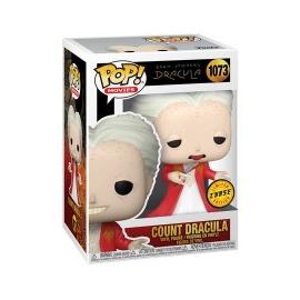 Figura Funko Pop! CHASE Conde Drácula