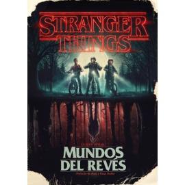 Stranger Things. Mundos del revés - Libro