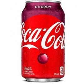 Coca-Cola Cereza. Cherry Coke. Refresco 355ml