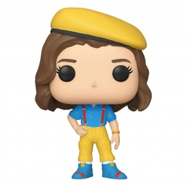 Figura Pop! Stranger Things Eleven in yellow outfit